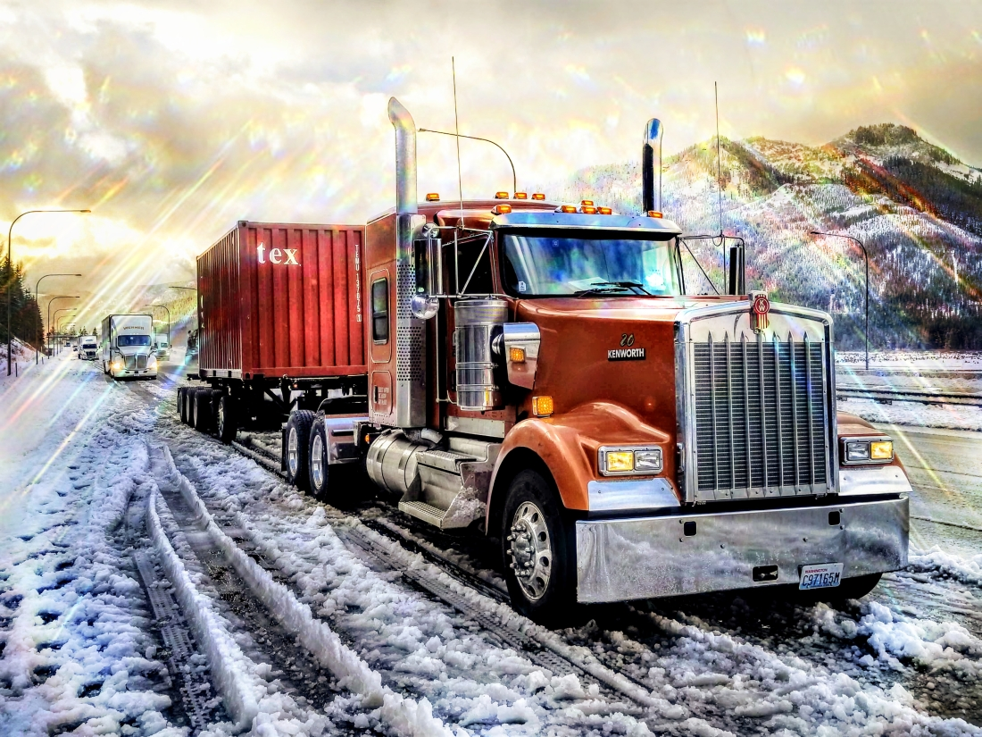Truck Snoqualmie